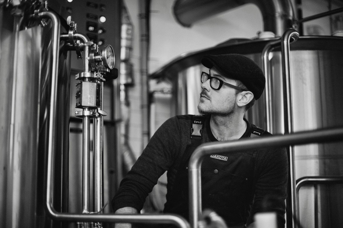 Owner and Head Brewer, Callum Hay